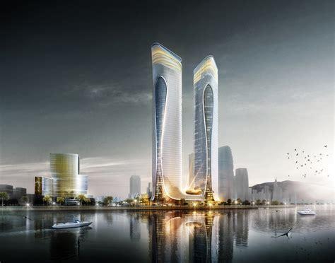 new year in zhuhai aedas unveils inspired complex design in zhuhai