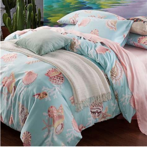 seashell bedding