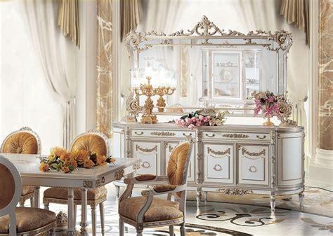 sideboard f 252 r den speisesaal im klassischen luxus stil - Speisesaal Im Französischen Stil