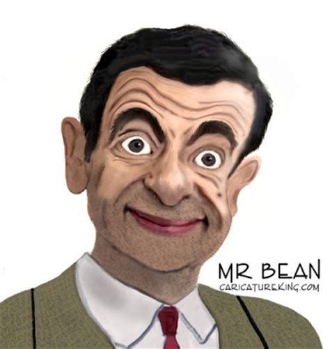Havier Overal Black 1 1001archives mr bean caricatures