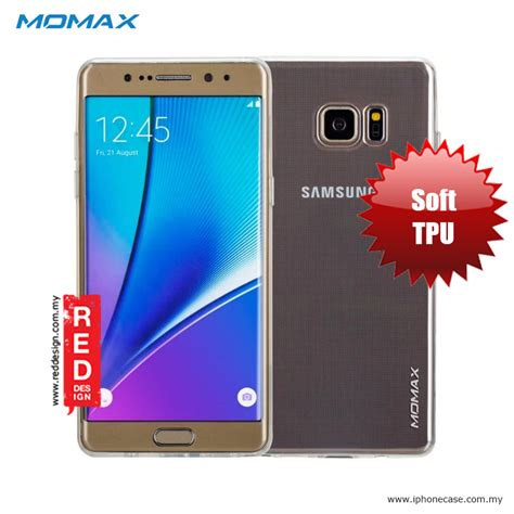 Samsung Galaxy Note 8 Ultra Thin Casing Cover Soft Bumper Keren samsung galaxy note 7 note fe momax transparent