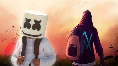 alan walker x marshmello marshmello alan walker 4 best songs ever faded