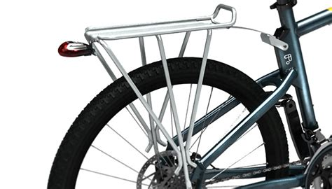 How To Attach Bikes To Bike Rack by How To Attach A Rear Rack To A Bicycle