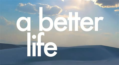 the better life a better life trailer youtube