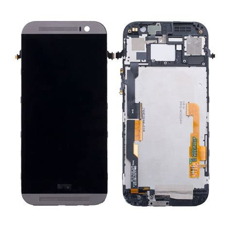 Lcd Htc M8 htc one m8 screen replacement nanotech repair