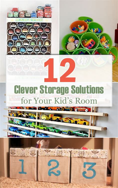 storage solutions for room 12 clever storage solutions for your kid s room