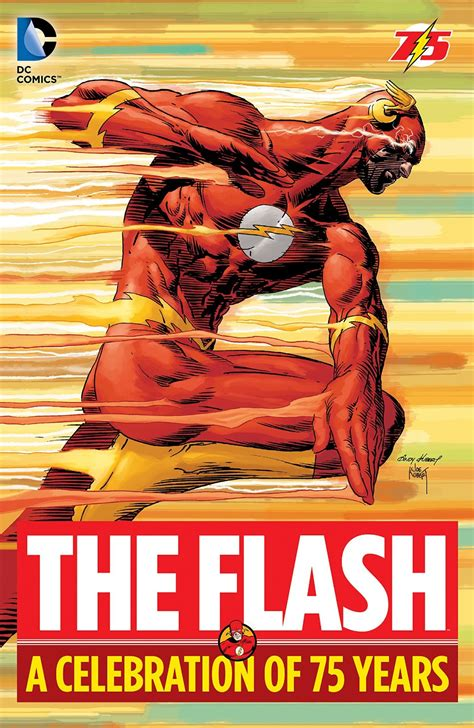the flash a celebration of 75 years collected dc