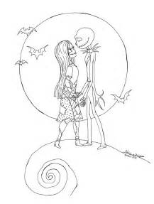 Nightmare Before Christmas Sally Coloring Pages Printable Request As  sketch template