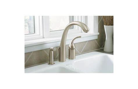kohler kitchen sink faucet faucet com k 10430 cp in polished chrome by kohler