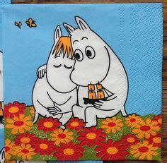 Moomin Wall Decals moomin vinyl sticker wall decal childrens retro
