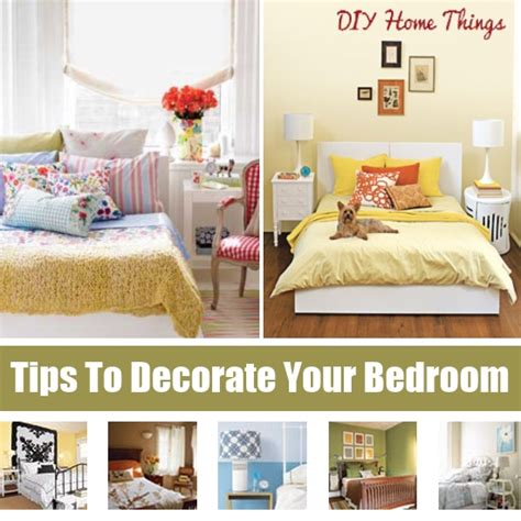 things to do to your bedroom 23 diy tips for decorating your bedroom diy home things