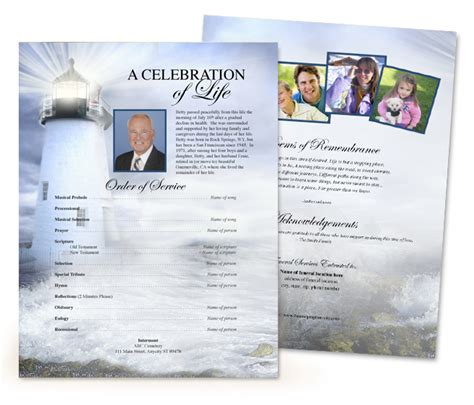 Memorial Flyer Template Yourweek 6e134feca25e Funeral Flyer Template