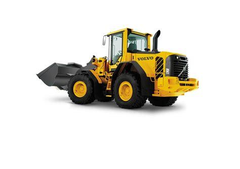 volvo wheel loader  vrents construction equipment hire