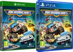 Micro Machines World Series Ps4 micro machines world series ps4 xbox one fr 224 14 99 hamster joueur
