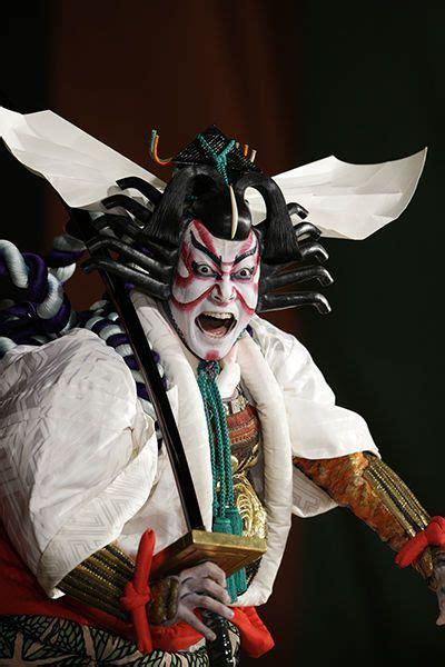 aragoto style  kabuki  real japan real japan