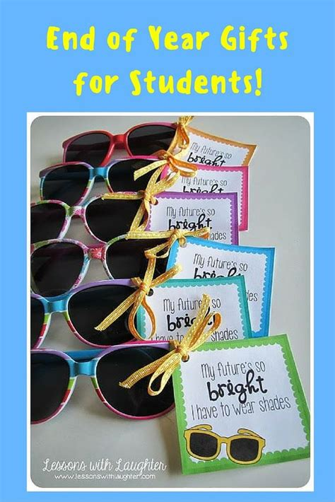 ideas from to student end of year end of and gift ideas on