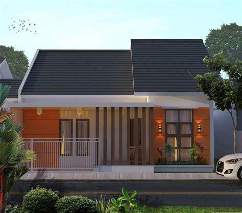 gambar depan rumah minimalis mewah