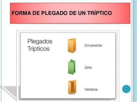 Tripticos Y Presentaciones 5 tr 237 pticos y presentaciones eee