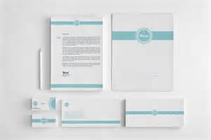 stationery templates mosai corporate identity stationery templates on