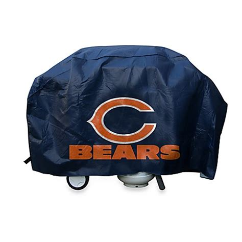 nfl futon cover nfl chicago bears deluxe bbq grill cover bed bath beyond