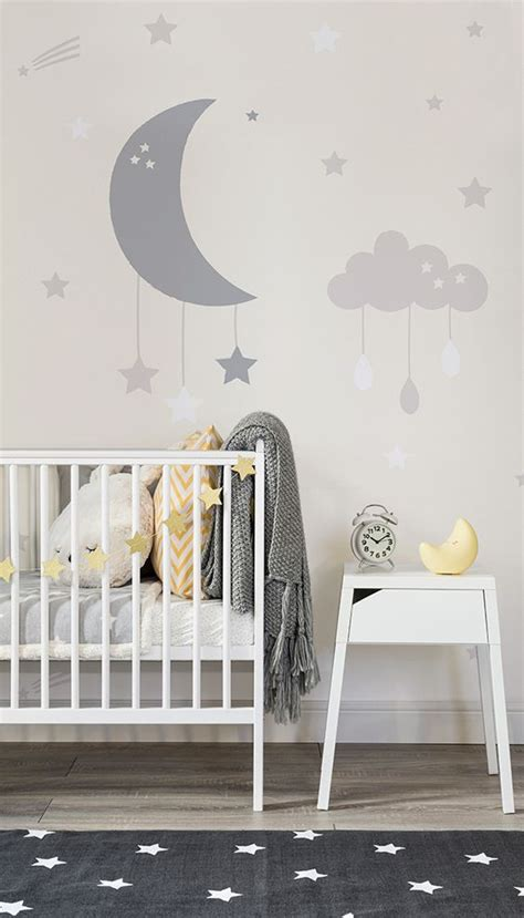 baby room wall murals nursery wallpaper ideas for your new baby murals