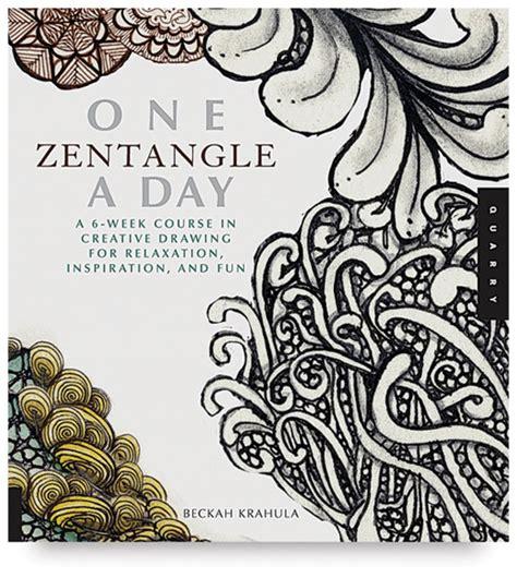 pattern play a zentangle creativity boost volume 1 one zentangle a day blick art materials