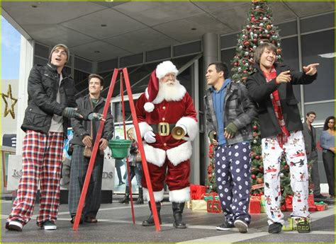 big time rush all i want for christmas is you logan