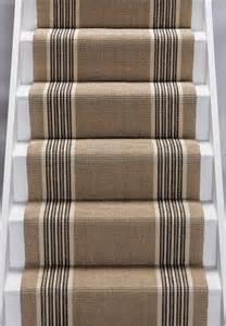 heavy duty striped stair runner michigan house pinterest