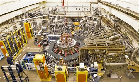 Design Home Office by Spherical Tokamak As Model For Next Steps In Fusion Energy