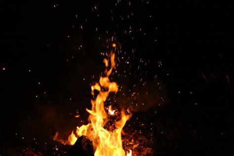 fire dark burning fireplace wallpapers hd desktop