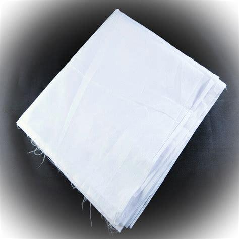 Harga Kain Polos Per Meter jual kain putih polos lovely