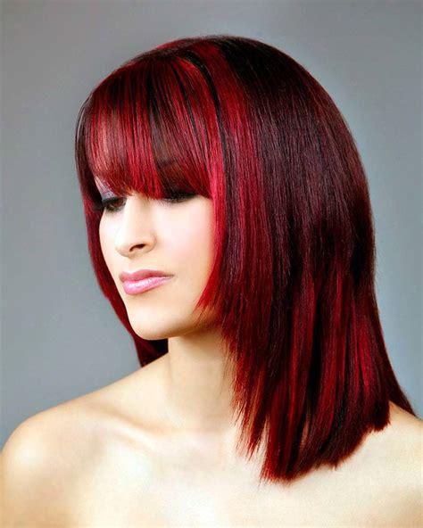 hair cuts with red colour 2015 картинки и фото колорирования волос колорирование