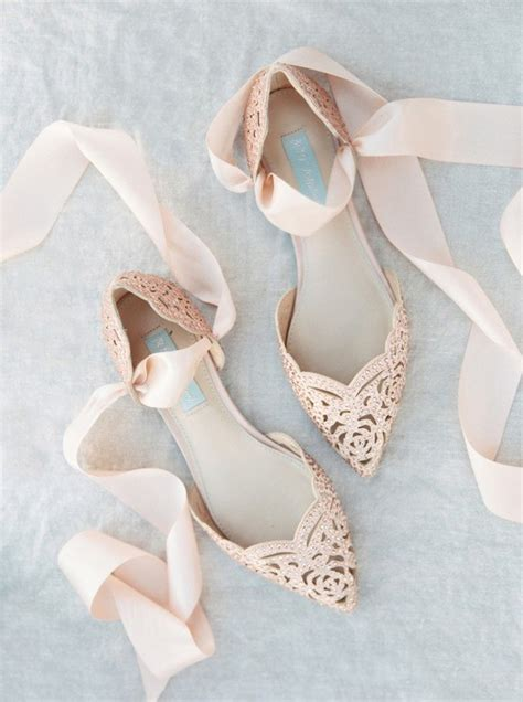 Blush Wedding Flats by 20 Wedding Shoes For 2017 Trends Oh Best Day