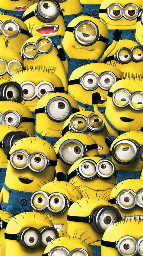 facebook themes minions 7 minions 2015 movie iphone 6 wallpaper in good quality