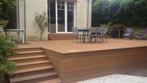 Prix D Une Dalle Beton 3941 by Terrasse Suspendue En Bois Quelques Liens Utiles
