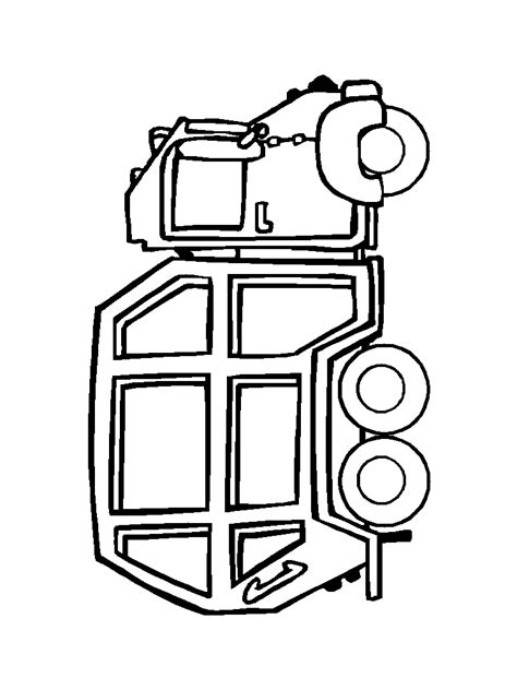 Onr Template How To Draw A Garbage Truck Cliparts Co
