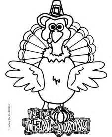 thanksgiving turkey coloring page coloring page