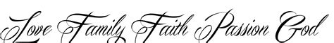 love god tattoo designs 8 faith designs ideas and sles