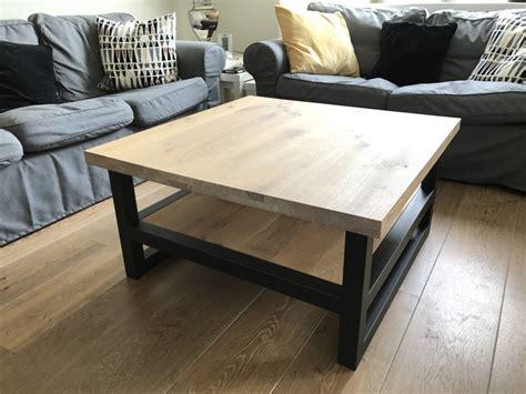 leuke houten salontafel salontafel rond eiken perfect salontafel rond eiken with