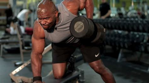 terry crews bench yates row