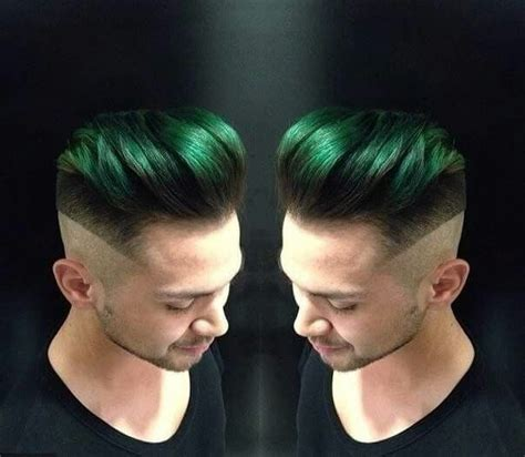 high quality hair dye for men 193 best coloured hair guy s edition images on