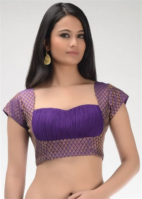 Blouse Should 12 modern saree blouse designs should in wardrobe looksgud in