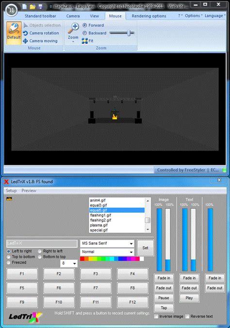 tutorial video wiki matrix ledtrix tutorial freestyler wiki