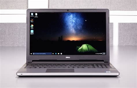 Laptop Dell Inspiron 15 5000 dell inspiron 15 5000 review and benchmarks