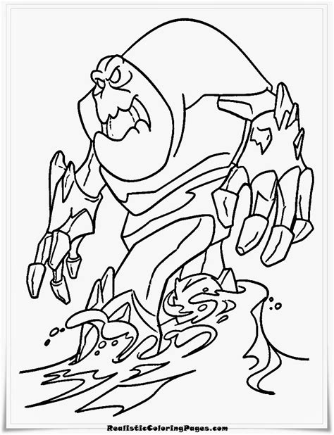 snow monster coloring page frozen snow monster coloring pages www imgkid com the