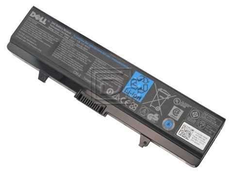 Baterai Laptop Dell Type K450n dell 312 0625 k450n 48whr 6 cell lithium ion primary battery