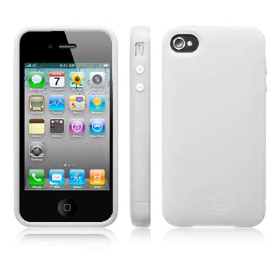Sgp Ultra Silke R Series Silicone For Iphone 4 4s White 1 sgp ultra silke r series silicone for iphone 4 4s