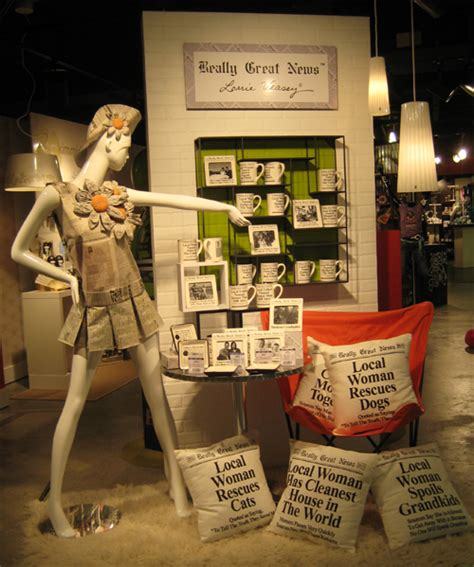 Gift And Home Decor Trade Shows by 5 More Store Display Ideas From The Gift Shows Retail