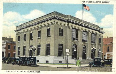 post office grand island ne