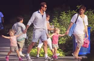 Galerry roger federer children roger federer family federer wimbledon kids